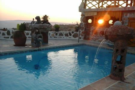 Paphos Accommodation - 4 Bedroom - Villa