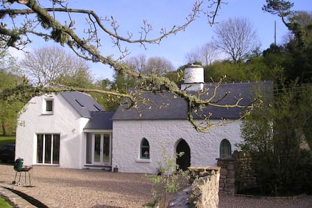 Shute Cottage, Manorbier - Tenby - House