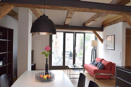 Appartement Jakobi mit Dachterrasse - Pis