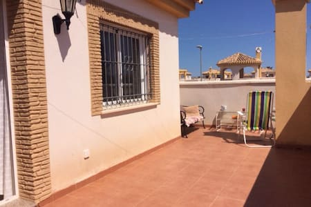 Lovely family villa - Murcia