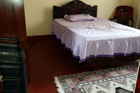 Spacious house with 2 bedrooms - Huis