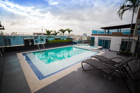 Luxury Apt. in Center of the City - Santo Domingo - Flat