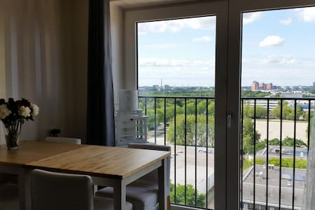 Cozy studio with great view Utrecht
