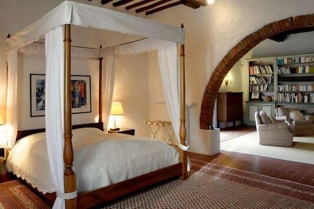 Luxury Villa on Chianti Wine Estate - Panzano In Chianti