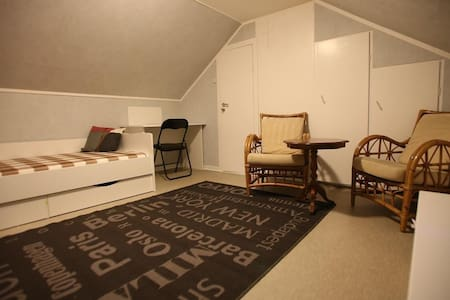 Cozy small flats in Harstad for rent! - Harstad - Casa