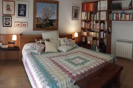 Acollidora i cèntrica habitació a Palamós. - Palamós