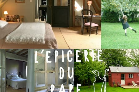 l'épicerie du pape B&B - Vascœuil - Bed & Breakfast