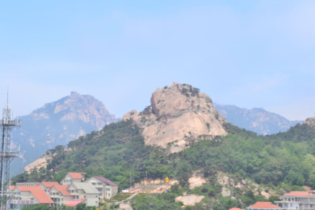 Beach Mountain View China Penthouse