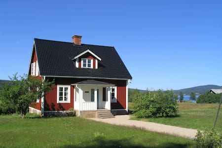 Holiday house in Varmland with boat - Dom