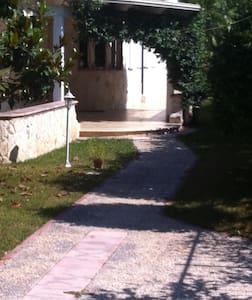 villetta sul mare - Villa