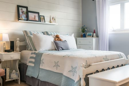 Simple Quiet ZaZzY Room Near Beach ❤︎ - Seaside Heights - Apartamento