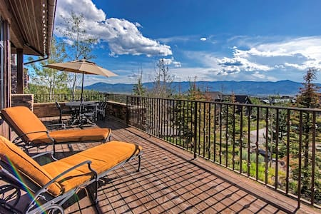 4BR Luxury Ranch Cabin - Park City