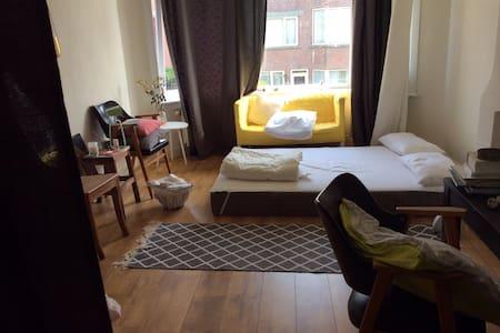 Nice & Cozy artistic ambiance flat