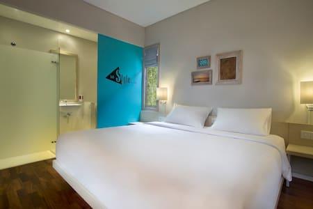 Nice room in the hapening Seminyak4