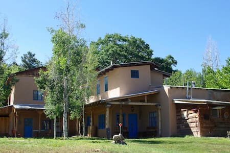 Historic Circle A Ranch Lodge, New Mexico - Andere