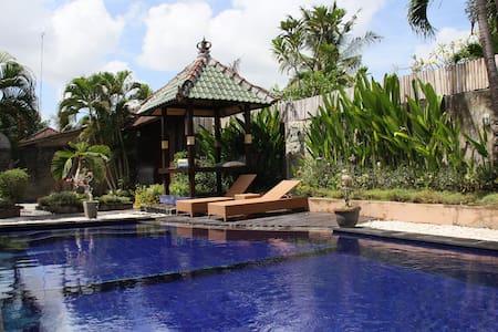 Luxury Private Pool Villas.