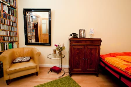 At Home in the Heart of Hamburg! - Hamburg - Bed & Breakfast