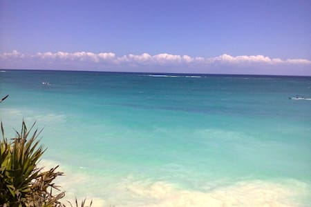 Cancun Hotel Zone Beach Front - Apartment