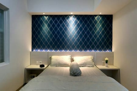Merapi Mount View Deluxe Apartment A0823 - Sleman Regency - Apartment