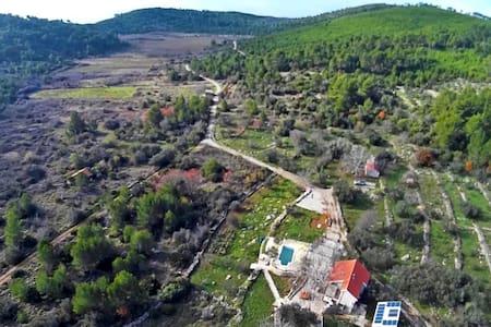 Korčula's country side villa - Prizba - Villa