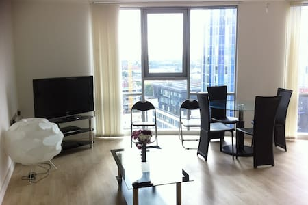 Amazing view Spacious 2BR penthouse