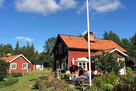 Gorgeous Countryside Farm in Sweden - Huis