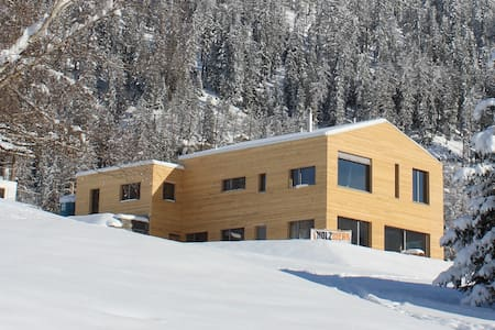 Modern Appartment Swiss Alps - Appartement