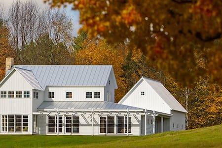 New Modern Farmhouse.  MTN Views. - House