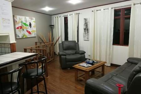Big & Cosy Private Apartment - San Pedro - Apartamento