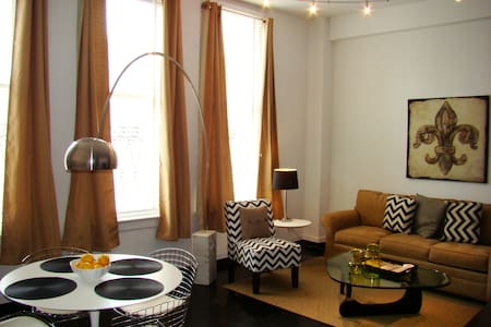 Enjoy & Relax in Modern NOLA Condo!