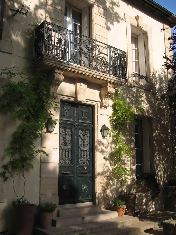 Maison Marronnier Facade