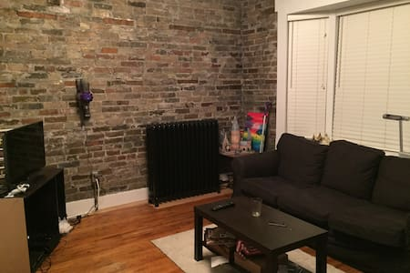 HOMEY apartment in downtown Kitchener - Kitchener