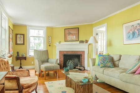 Charming spacious colonial and beautiful garden! - Swampscott - Hus