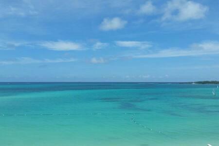 Apartment (Nassau, Bahamas) private Beach & gated - Nassau - Apartment