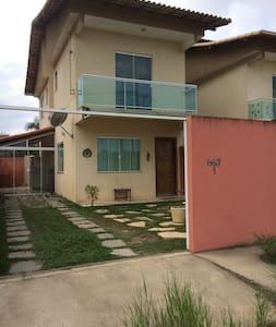 Refugio da Águia - Rio das Ostras - House