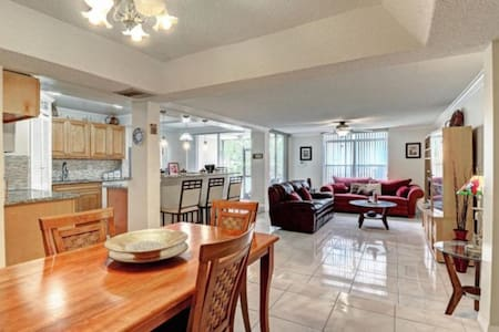 Your home away from home - Lauderhill - Apartment
