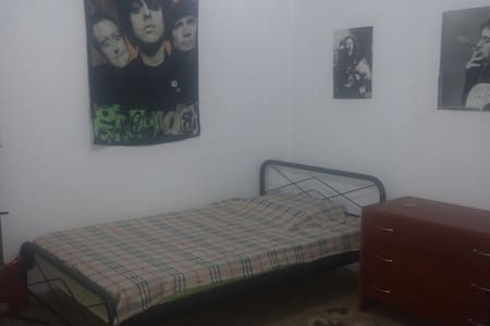 Room with a/c,laundry ,near bus station , Ag.Sofia - Apartmen