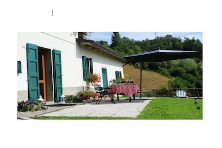 Ca Badiali casale di campagna in appennino - Olina - Cabin