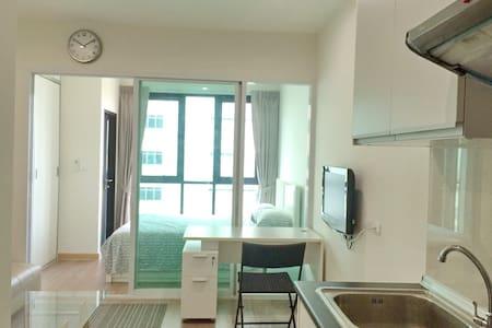 Studio near Impact Arena and Don Muang Airport - Bangkok - Condominium