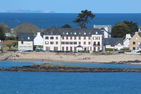 Superbe appartement bord de mer - Plougasnou