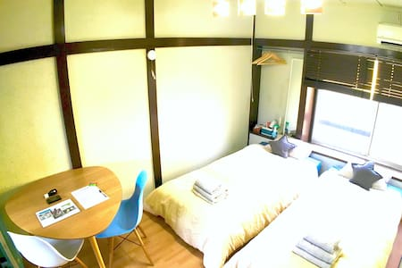 2. Near Nakameguro!Easy access around Tokyo! - Apartment