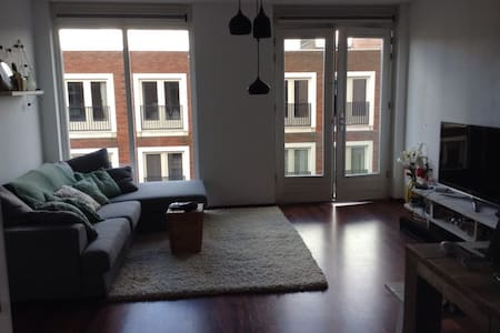 Modern and cozy apartment by the park - Haarlem - Appartamento