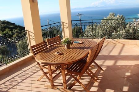 Maisonette with amazing view - House