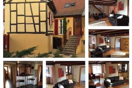 Chaleureux et spacieux appartement - Apartamento