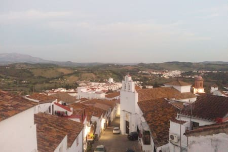 Beautiful Village Life in Andalusia - Jimena de la Frontera - Casa
