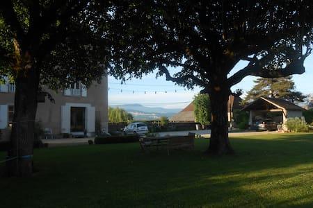 Maison De Vacances Lacs et Montagnes - Saint-Jean-d'Avelanne - Huis