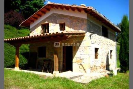 Casa de piedra en plena naturaleza. - Castañeda - Casa
