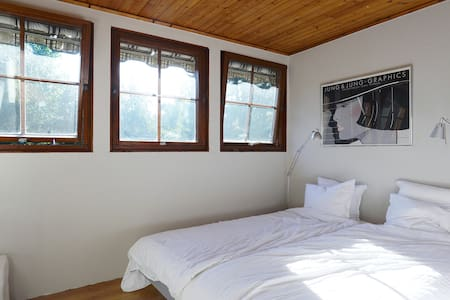 Double room in a house, close to beach! - Haus