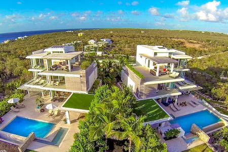 Full Estate, Ani Villas Anguilla - Villa