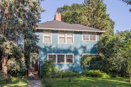 Historic Home Close to Downtown - Fargo